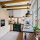 Landelijke keuken hout Beda Keukens